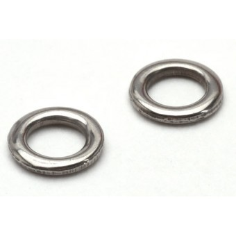 Mainsheet Metal Ring (Pk2)