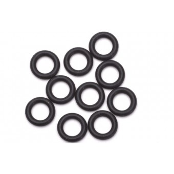 Silicone Rubber O-Rings (Pack of 10)